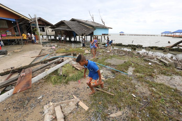 WEAKENED 'PABUK' MOVES TO ANDAMAN; EFFECTS TO BE FELT IN BANGKOK