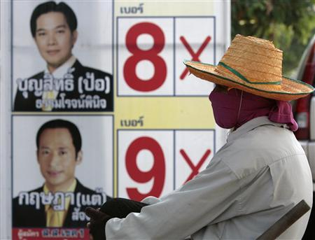 "Thai Astrologer predicts, ""the election result will stun us."""