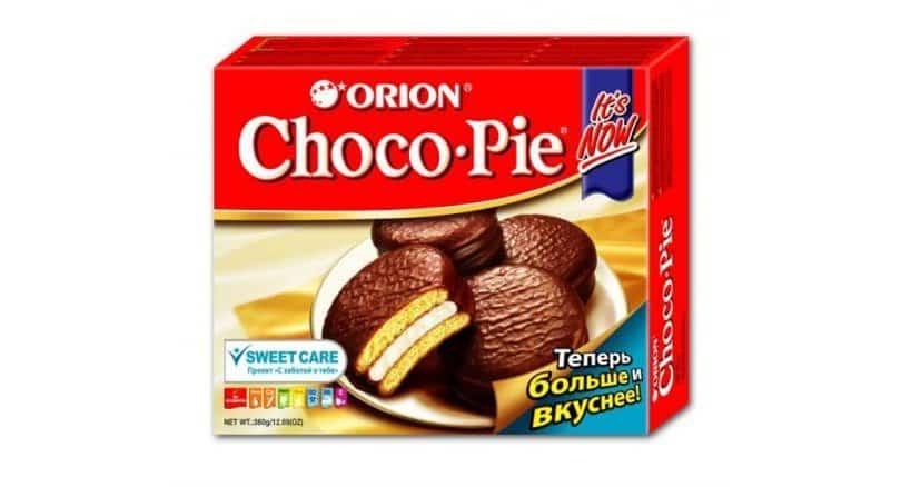 Overseas sales of Choco pie, Bibigo Mandu, Shin Ramen