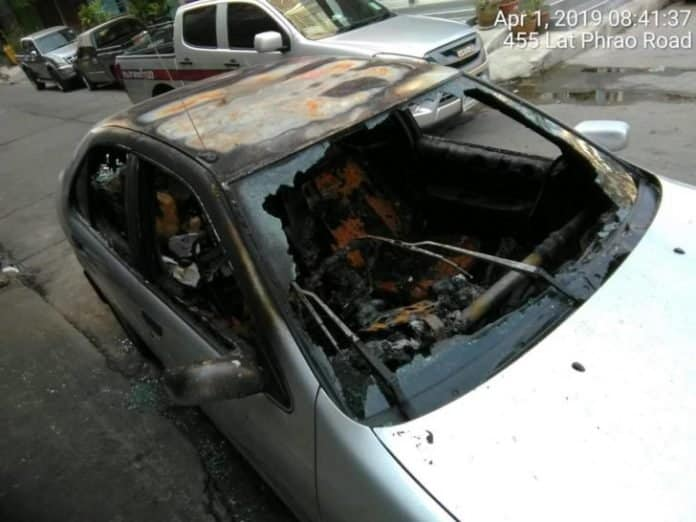 ACTIVIST'S CAR TORCHED, ANOTHER PHYSICALLY ATTACKED