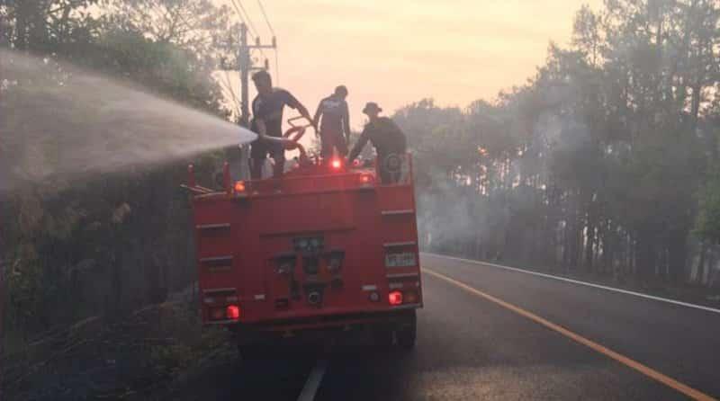 Air pollution worsens in Chiang Mai