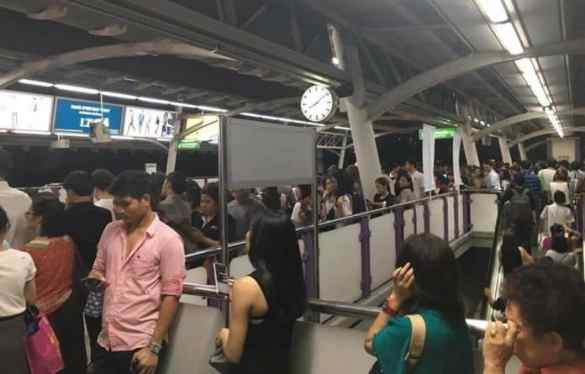 BTS SKYTRAIN AWARDED 'BEST TRANSPORT IN THE WORLD' Bangkokians have yet another reason to be proud of their city after an international travel consultant
