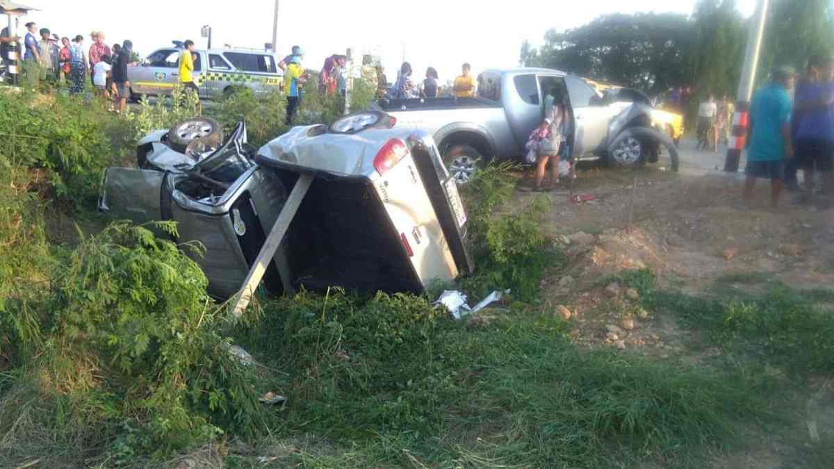 Children killed as driver sleeps while driving