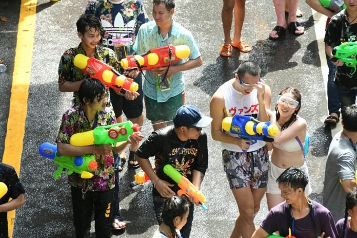 HEALTHMIN WARNS OF POST-SONGKRAN DEPRESSION