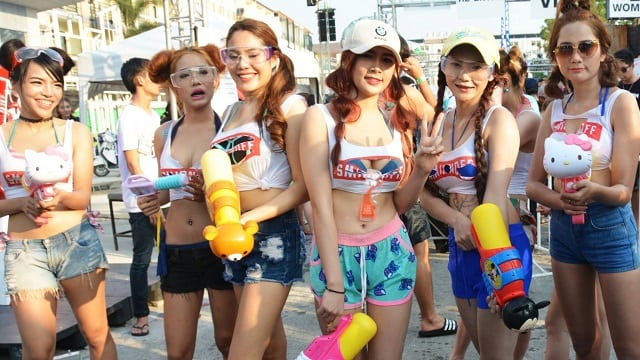More JAIL THREATS from the Thais, this time Songkran behavior