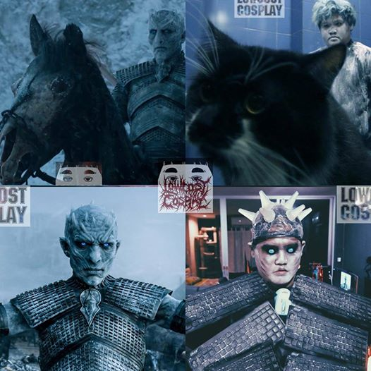 Thai Cosplayer Makes Hilarious Low-Cost Cosplay of 'Game of Thrones'