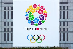 2020 Olympic podiums to be made from recycled plastic. It will be the first time podiums have been made from recycled materials and organisers say they
