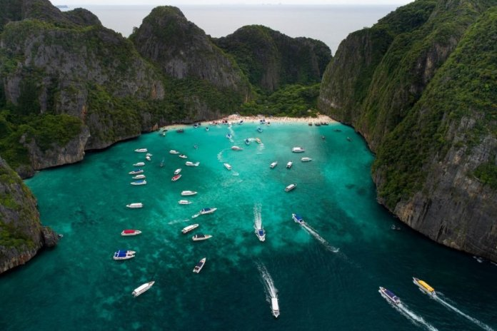 Thailand prostitue resources fishing beach sea coral reef