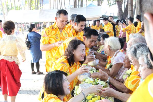 Bang Saen set for major make-over to become a town for the elderly