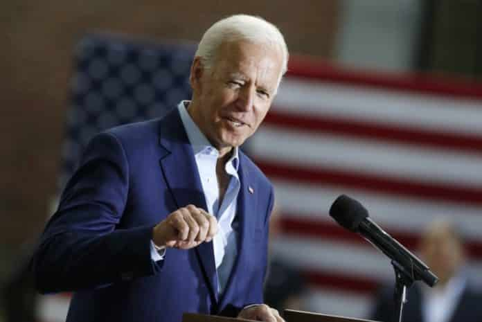 Biden Says Racism in US is 'White Man's Problem'