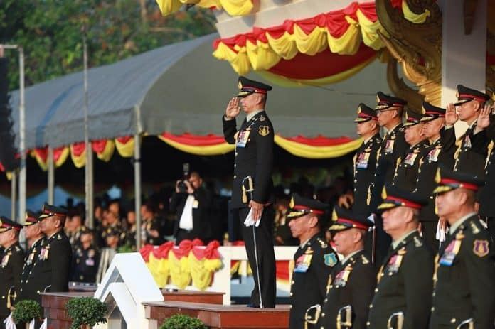 'Model Soldiers' to Implement HM King's Training Course