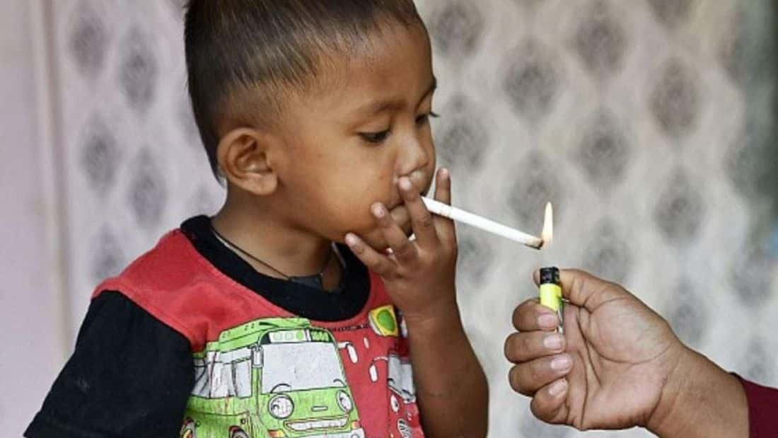Smoking at home in Thailand has been banned from today