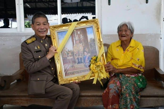 Grandma Who Lives 'Over 100 Years' Gets Royal Honor