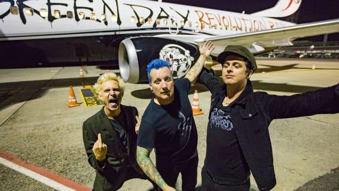 'Green Day' To Rock Bangkok Next March