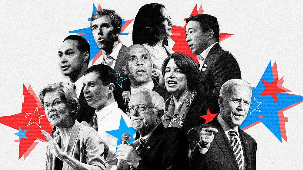 Leading 2020 Democrats set to face off for first time