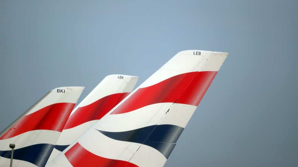 Most flights cancelled as British Airways pilots begin two-day strike