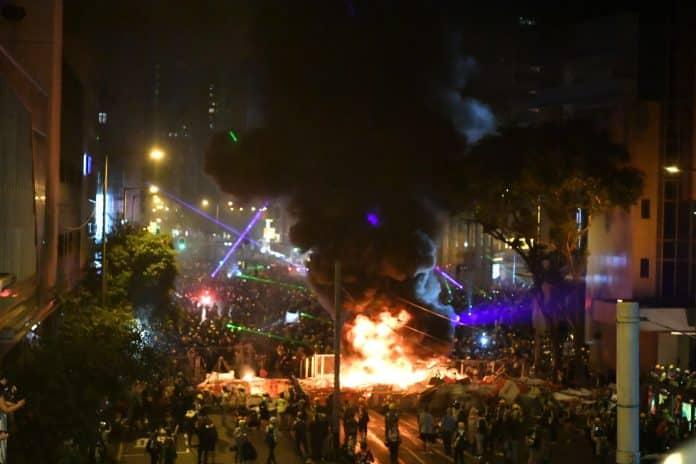 Protests in Hong Kong Hit Economy Hard, US Academic Says