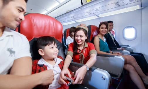 Vietjet launches FREE TICKET promotion throughout Vietnam
