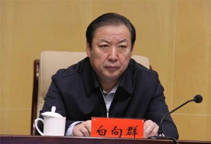 Chinese Senior Official Gets 16 Years for Bribery, Insider Trading