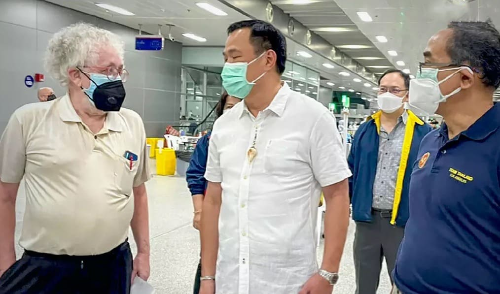 Expats aged 60 older can get their shot Bang Sue Grand Station today