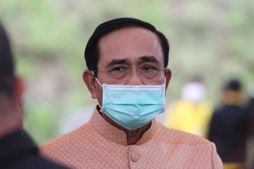 Prime Minister Thailand wants silence 'panic mongers'