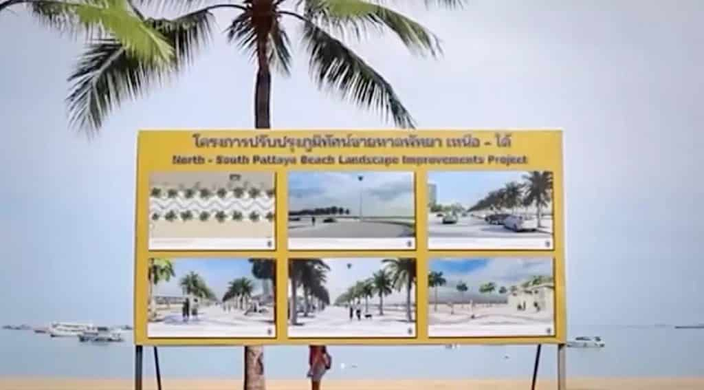 Experts Reject Government's Plan Turn Pattaya Beach Miami Lookalike
