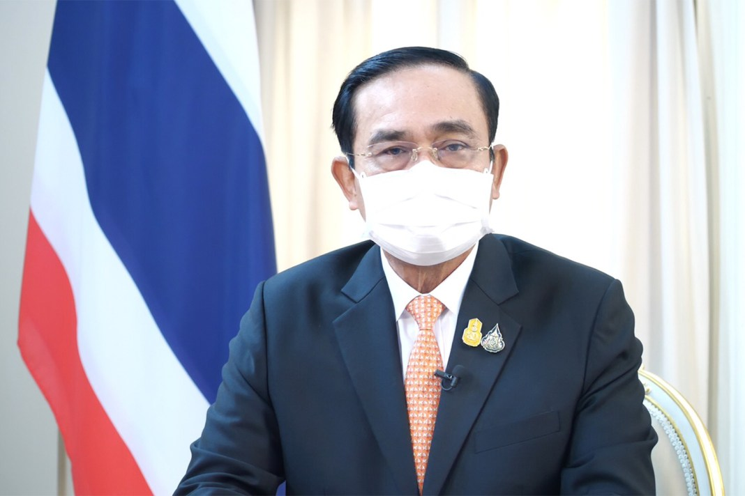 """Thailand Prime Minister Prayut Confirms Nov 1 reopening, shorter curfew COE replaced """"Thailand Pass"""""""