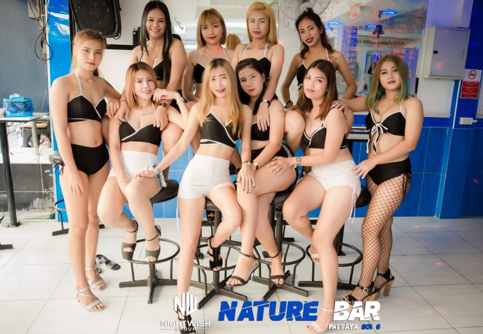 nature bar pattaya