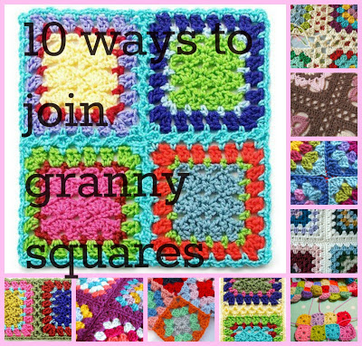 Crochet Squares – Join the Bunch!