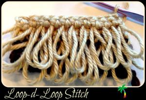 Crochet Tutorial – Loop-d-Loop