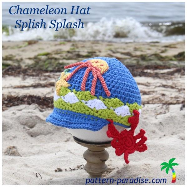 FREE Crochet Pattern – Splish Splash!