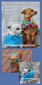 poncho dog
