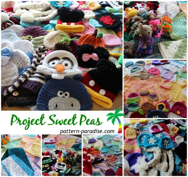 project sweet pease