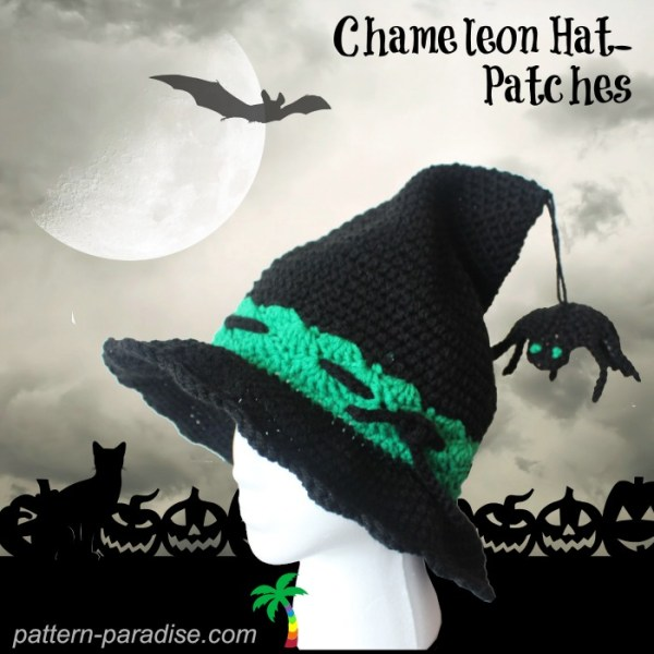 Chameleon patches witch 2