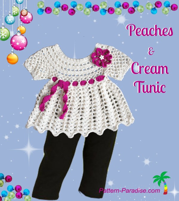 Holiday P&C tunic