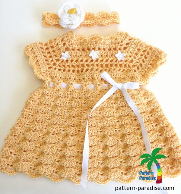 Yellow Shelly dress with logo IMG_1843