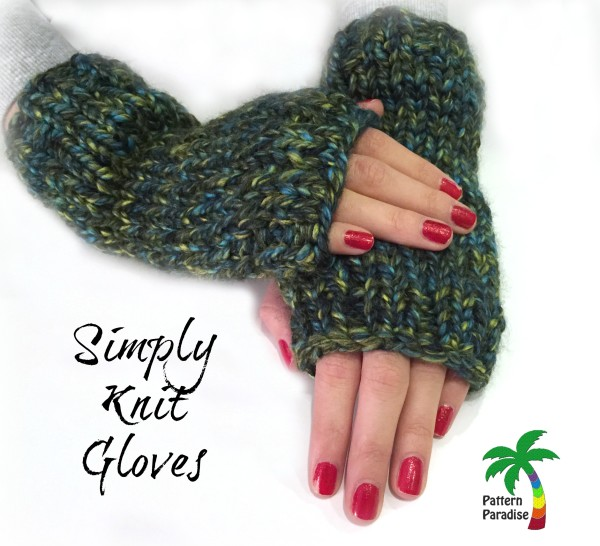 Simply Knit Gloves by pattern-paradise.com IMG_5815