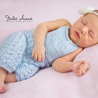 Isabella Overalls by Paloma Perez