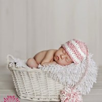 Puff Ball Hat by Danyel Pink Designs