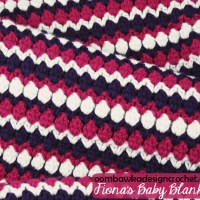Fiona Blanket by Oombawka Designs