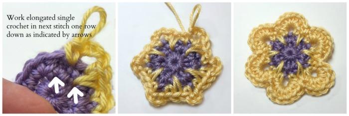 Free Crochet Pattern Flower Power by Pattern-Paradise