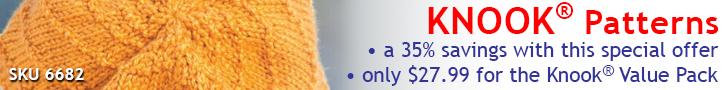 Get Knook Patterns a 35% Savings