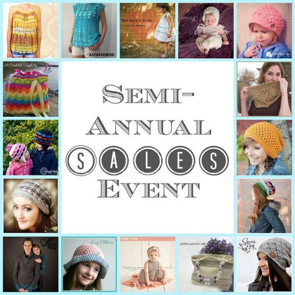 Semi-Annual Sales Event!