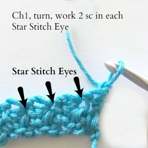 Tutorial: Star Stitch by Pattern-Paradise.com