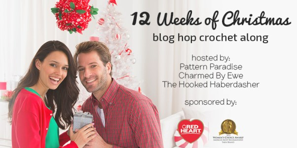 12 weeks of christmas blog hop CAL
