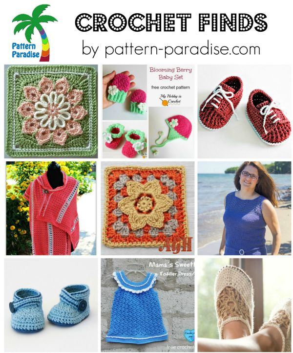 Crochet Finds 8-17-15
