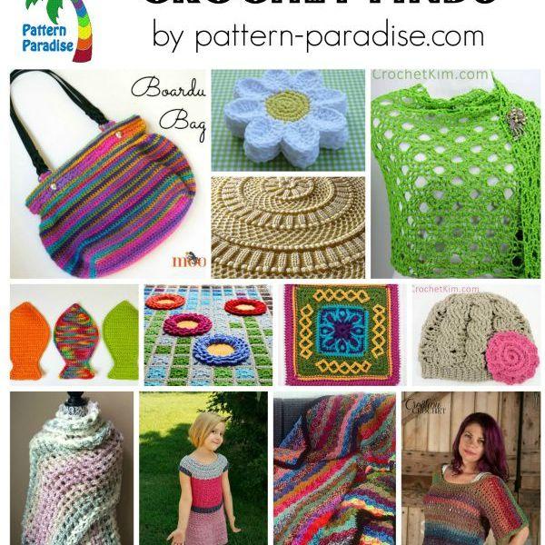 Crochet Finds – 8-24-15