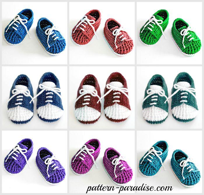 Crochet Pattern Twinkle Toes Booties by Pattern-Paradise.com