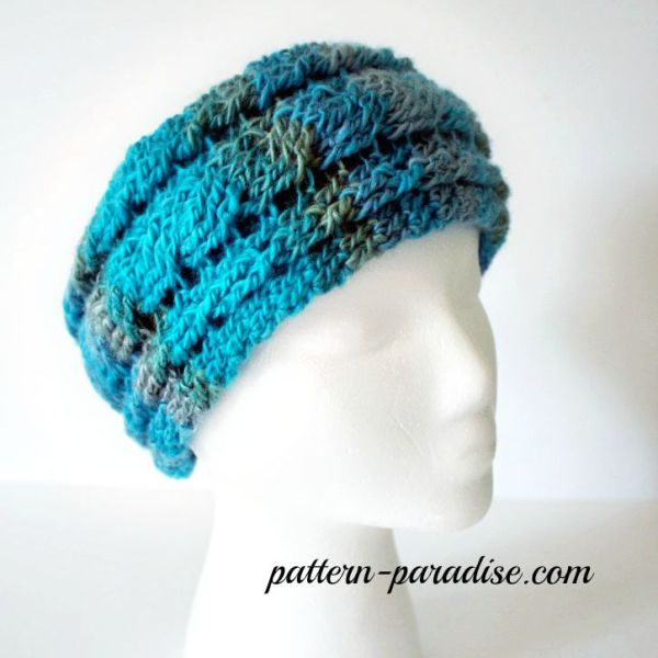 Free Crochet Pattern: Unforgettable Cables