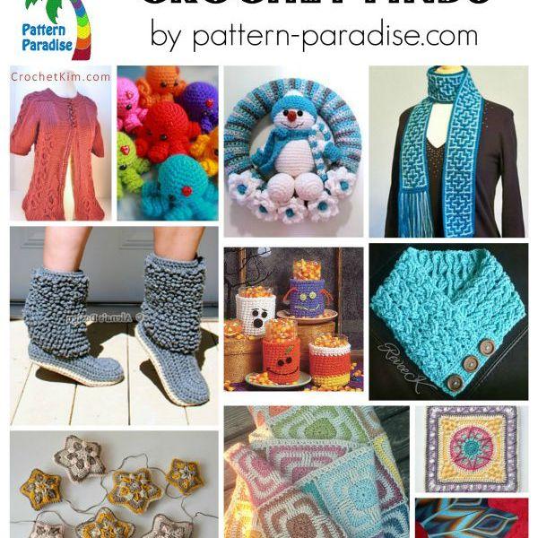 Crochet Finds – 9-21-15